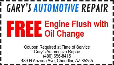 automotive oil coupons